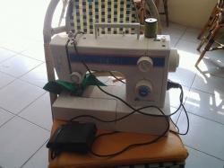 Charming sewing machine