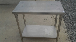 Stainless stain table W 80cm,L 45cm & H78cm