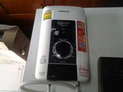 Hitachi hot water