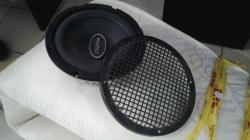 Sub speaker 500w with  M-max 4 chanel car Amp 2800w