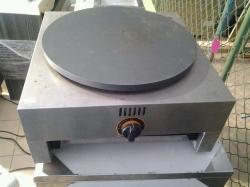Electric crepe maker machine