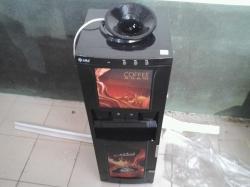 Black coffee dispenser