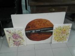 3 Various paintings