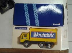Corgi Miniature Weetabix truck