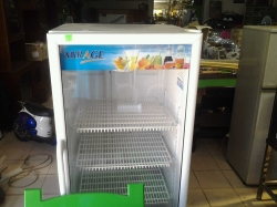 Single door bottle fridge