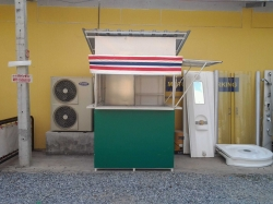 Moveable shop 1.5 x 1.5 meters