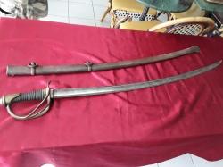 English GB 1838 sword
