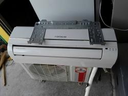Central air con , compressor with remote
