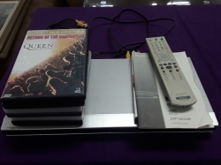 Lot of dvd player and dvds