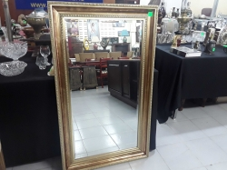 The large Mirror with frame