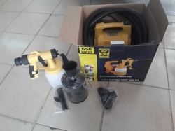 Electric spray gun kit