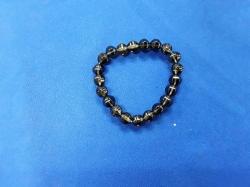 Smoky topaz bracelet