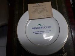 Ceramic plated