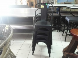 Job lot of 4 chairs