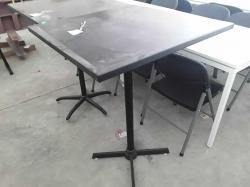 A bar table
