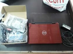 Dell note book with PC-OSCILLOSCOPE