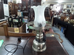 Electronic oil lamp