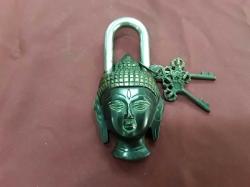 Buddha lock