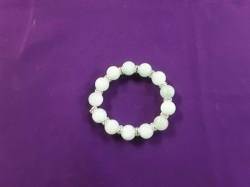 A light green Jade bracelet