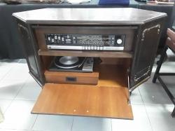 Antique Germany radio gram