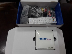 Brand new seal pack TOT IPTV full set HD