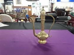 India brass jug
