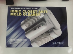 Ionic closet anti mold cleaner