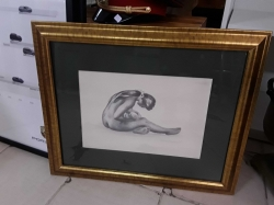 Nice picture in frame