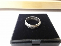 Sterling Silver 925 ring with Rotating center
