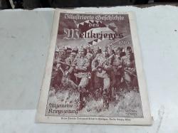 Illustrated History Magazine of WWI 1914