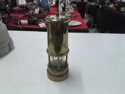 Brass miners lamp