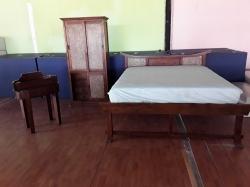 Teak wood bedroom set