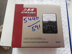 Protective Function Analogue Multimeter