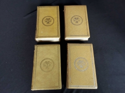 English poetry 4 vols