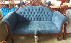 Victorian sofa 2 seater W.168 D.73 H.119
