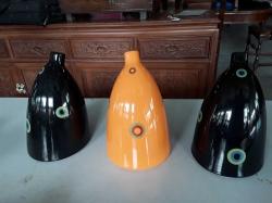 3x vases