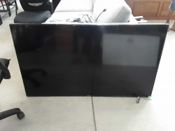 Samsung LED TV 55 inch remote in office