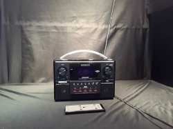 Roberts Radio with adapter and Remote working order wifi USB