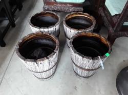 4 pcs of Plant Pot