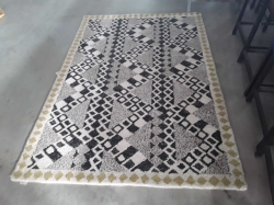 Small rug size 120x180 cm.
