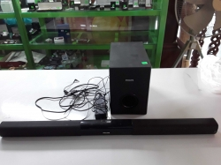 Phillips soundbar With Remote