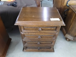 Small table with 4 drawers 36x50x60cm