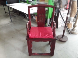 Wooden chinese chair 40x56x96cm