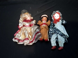 3 Of Dolls