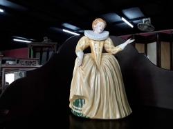 Katherine porcelain lady figure