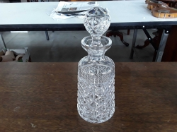 A good Quality Crystal  decanter