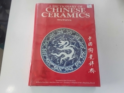 A dictionary of Chinese Ceramics book