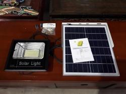 Radar motion Sensor Solar Flood Light 135W
