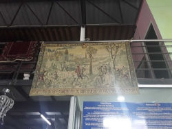 Very large 17th-18th century Style Flemish Wall hanging tapestry