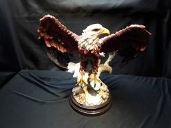 Beautiful Eagle statue